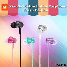 <b>Xiaomi</b> Fresh Edition <b>Mi Piston</b> In-Ear <b>Headphones Earphone</b> ...
