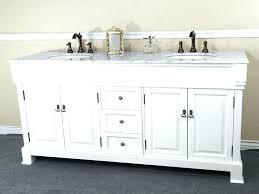58 inch bathroom vanity. 58 Double Sink Vanity Bathroom Cabinets White Vanities Inch O