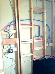 How to install shower plumbing Shower Enclosure Pex To Shower Valve Installation Shower Valve How To Install Plumbing Plumbing The Shower With Install Baliadventuresinfo Pex To Shower Valve Installation Baliadventuresinfo