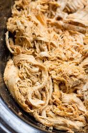crockpot pulled pork recipe healthy