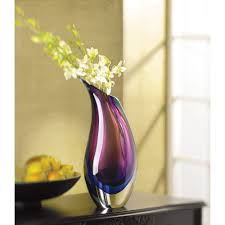amazoncom duo tone modern vase fruit bowls kitchen  dining