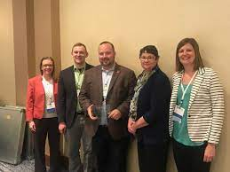 """Nathan Meier on Twitter: """".@UNLresearch representing at #NORDP2018!… """""""