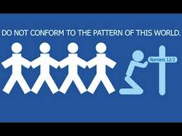 Do Not Conform To The Pattern Of This World New Do Not Conform To The Pattern Of This World YouTube