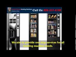 South Florida Vending Machines Amazing South Florida Vending Machines Services 484848 YouTube