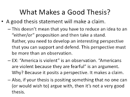 how to write a good thesis statement ehow Essay proposal outline  Example of proposal essay  Writing a