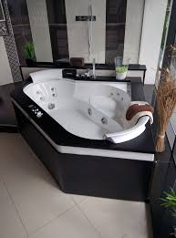 home design 2 person whirlpool tub baignoire baln o d angle aura jacuzzi5 26y cool