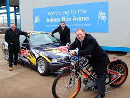 king s lynn s biggest sporting venue is now sponsored by adrian flux