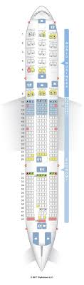 Klm Airlines Seating Chart