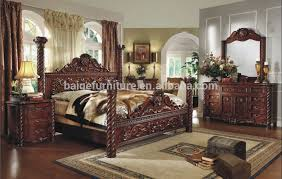 Small Picture F 8008 2015 New Luxury Design Bedroom Furniture King Four Poster