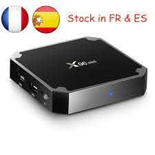 X96 Mini Android 7.1 TV BOX 1GB 8GB 2GB 16GB Amlogic S905W Quad Core Smart  TV Box X96mini Set Top Box Tv Tv Box Online From Smartview, $20.49