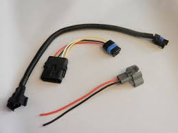 chevy tpi large hei to small cap distributor adapter harness msd hei wiring harness at Hei Wiring Harness