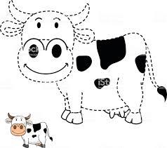 Illustrazione Di Giochi Educativi Per Bambini E Libro Da