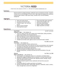 create my resume perfect resume example