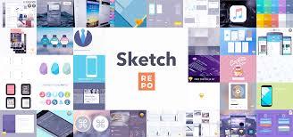 Sketch Repo - 💎 Free Sketch App Resources