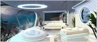Futuristic Bedrooms