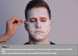 joker makeup tutorial how to image 3