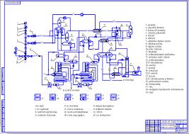 Технологическая схема промысловой обработки газа с помощью НТС  Технологическая схема промысловой обработки газа с помощью НТС Чертеж Оборудование для добычи и подготовки