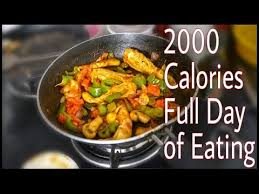 2000 Calories Full Day Of Eating Indian Fat Loss Diet