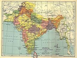 what were 'india, pakistan, and bangladesh' called before the India Map Before 1600 finally, india just before partition india map before 1600