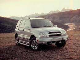 All Chevy » 1999 Chevrolet Tracker - Old Chevy Photos Collection ...