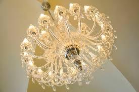 erpet crystal prague ping chandelier