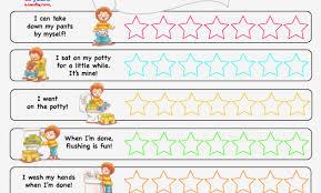 Potty Training Chart Pdf Kid Ideas Pinterest Potty Training