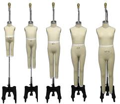 mannequin body form roxy childs full body sewing dress form sizes 6 to 12 mannequin