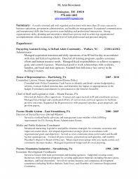 Non Profit Resumes Sample Resume Non Profit Organizations Www Omoalata Com Admissions 23