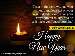 Happy New Year Christian Quotes Best Of Christian New Year Messages 24greetings