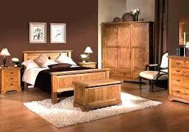 Bedroom Rustic King Bed Frame Distressed White Bedroom Furniture ...