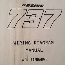 boeing avionics nav coms boeing 737 wiring diagram manuals a 4 vol set