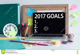 goals for 2017 new year stock photo image 80354880 goals for new year 2017 list concept royalty stock photography
