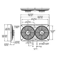 table fan motor wiring diagram images pin table fan wiring 850 electric cooling fan system schematic and wiring review