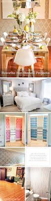cutting edge stencils shares diy stenciled room ideas and accent wall projects