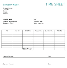 Weekly Time Sheets Multiple Employees Google Docs Template Employee Weekly Time Sheet Card Invoice