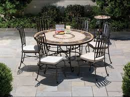 60 inch round patio table and chairs