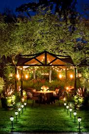 gazebo lighting ideas. Lights In Gazebo Enchanting Needs Softer Lighting On Lawn Or No Hide With Your Hand And See For Yourself Ideas T