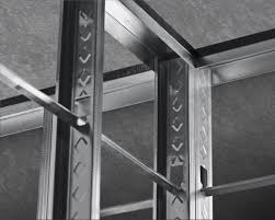 interior metal framing.  Interior The Integration Of Intumescent Firestop Materials Onto Steel Framing  Members Is One The Most Recent Intended Interior Metal Framing