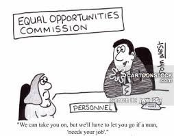 gender discrimination cartoons and comics funny pictures from  gender discrimination cartoon 11 of 13