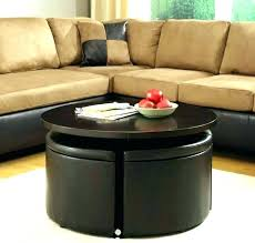 coffee table into ottoman take an ugly coffee table and transform