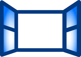 open and closed door clipart. Closed Doors Clipart And Window Clipartblue Open Clip Art Vector Door