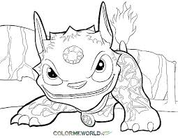 Skylanders Colouring Pages Coloring Pages Printable Coloring Page V