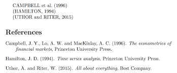 Bibtex Harvard Citation Management Package How To Uppercase The