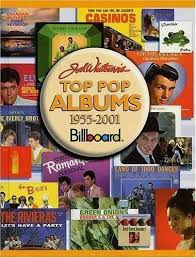 Music Reference Ser Chart History Top Pop Albums 1955 2001 By Joel Whitburn 2002 Hardcover