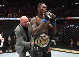 Mirrors of fight videos will often be stickied in the comment sections. Israel Adesanya Beats Kelvin Gastelum To Claim Ufc Interim Middleweight Title In Octagon Thriller