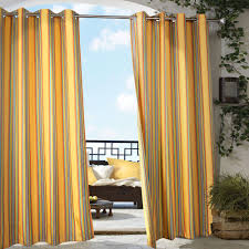 Pretty Indoor Outdoor Curtains