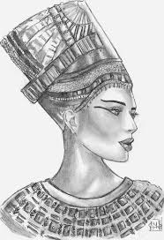 Hatsheput By Forty Fathoms On Deviantart Egyptian Art Nefertiti