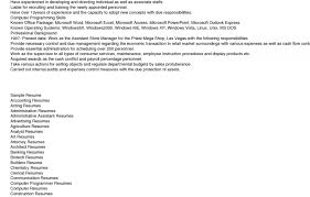 Project Administrator Job Description Template Resume Staggering