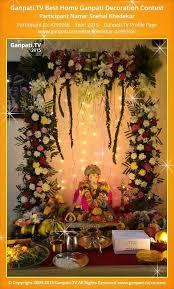 52 best ganpati decoration images
