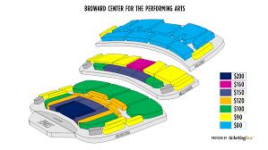 Broward Center Seating Chart Shen Yun In Ft Lauderdale April 1 4 2020 At Broward